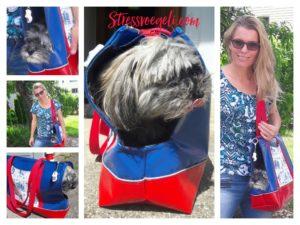 Tasche für kleine Hundedame