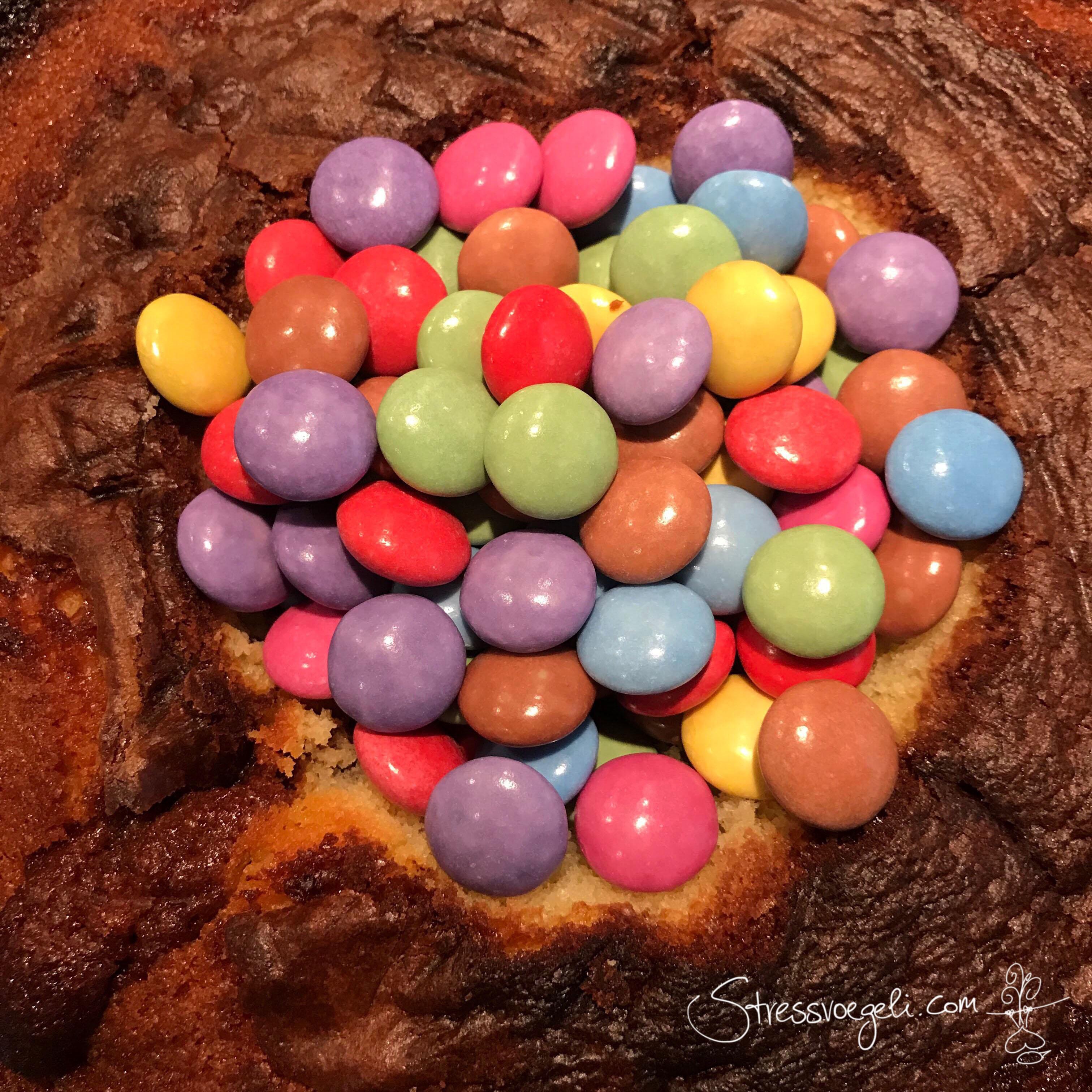 Torte Smartiesfüllung