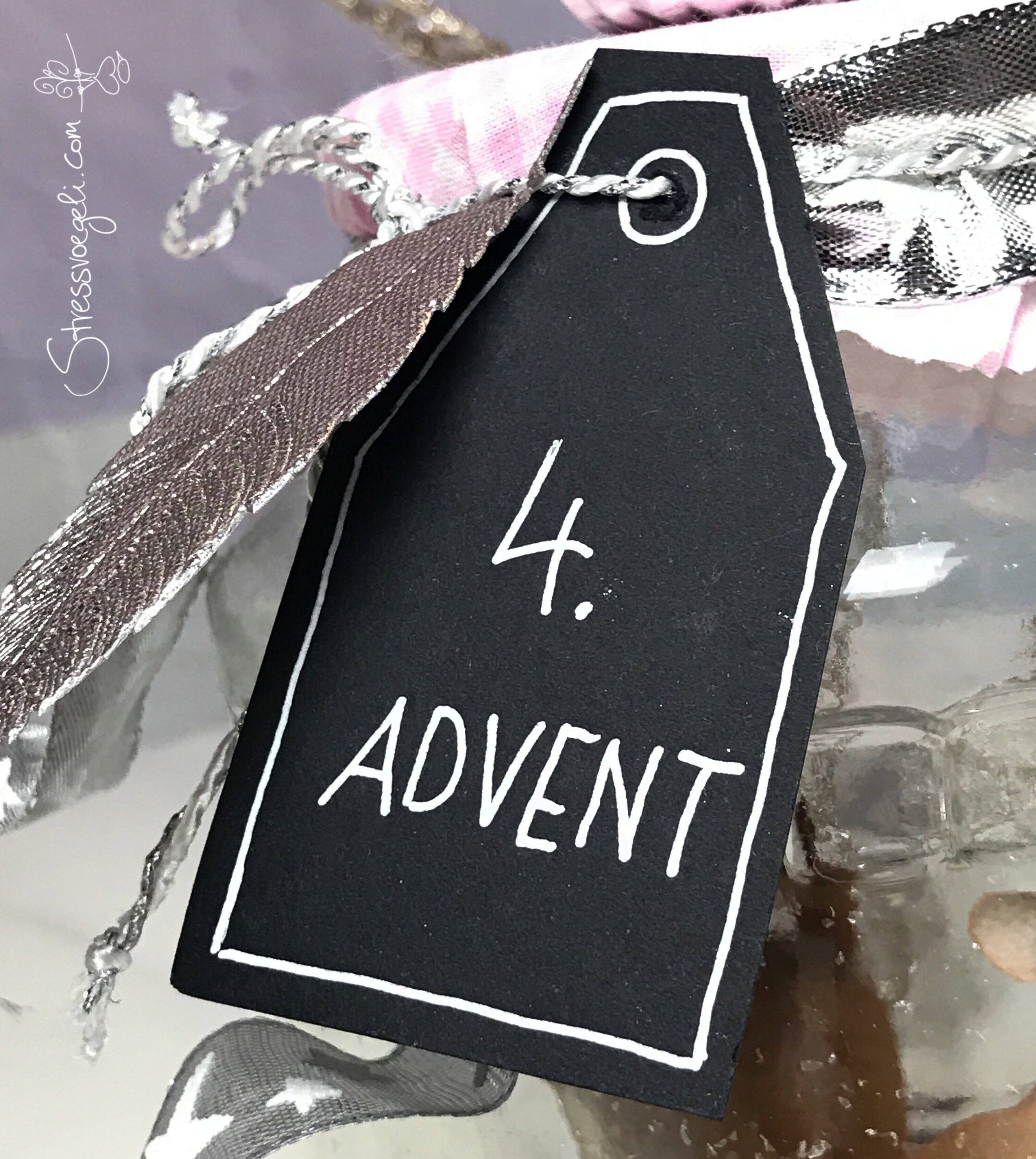Schleichtiere Adventskranz basteln Advent Weihnachten