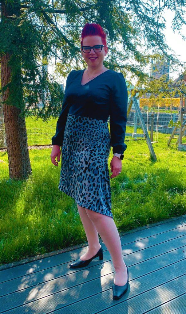 Kleid Nele Stressvoegeli Schnittgeflüster